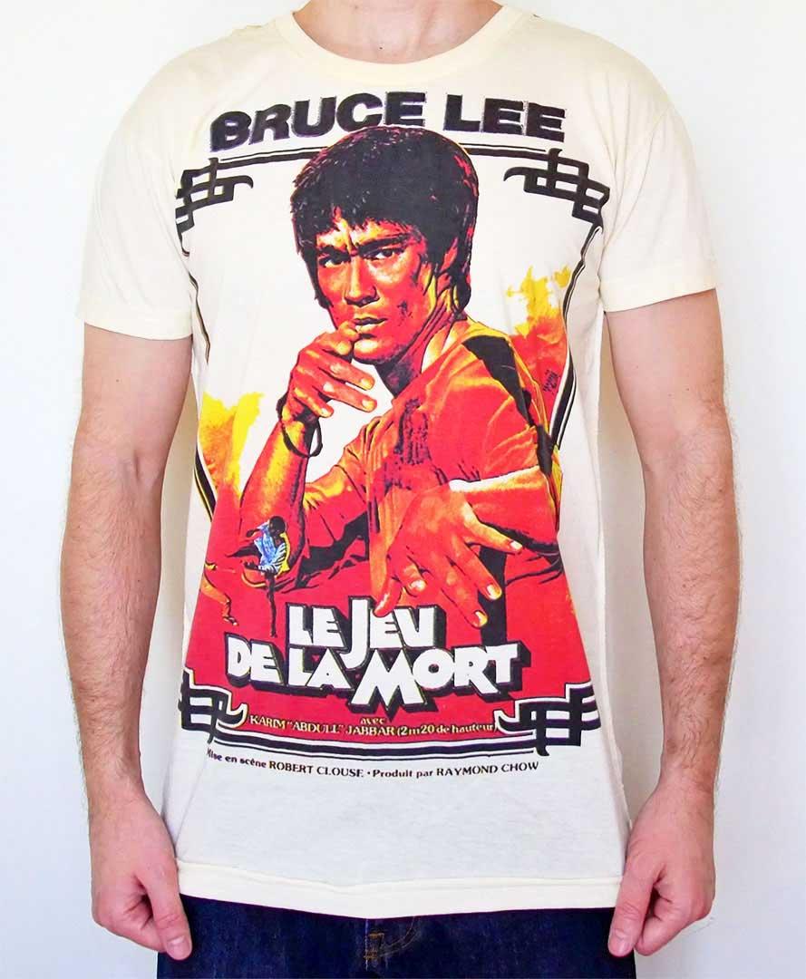 Tshirt Bruce Lee Game of Death