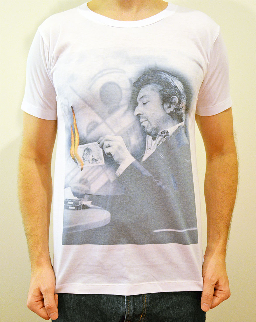 Tshirt Gainsbourg Money