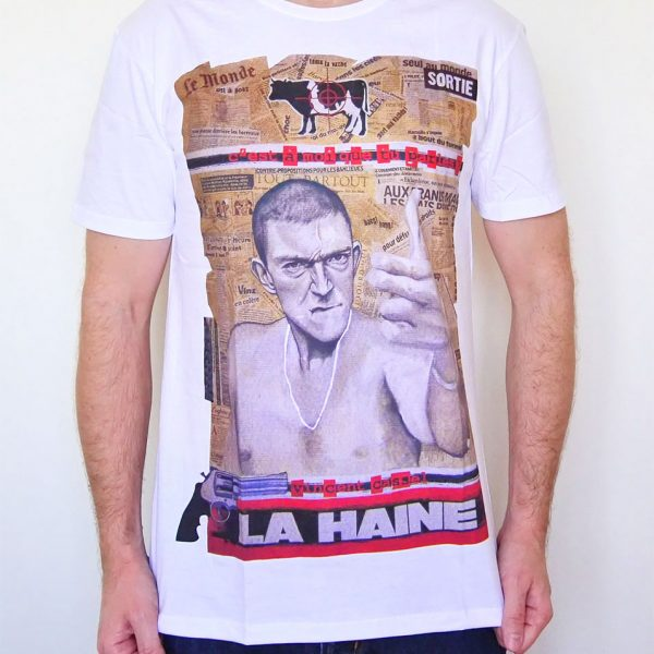 Tshirt Movie La Haine