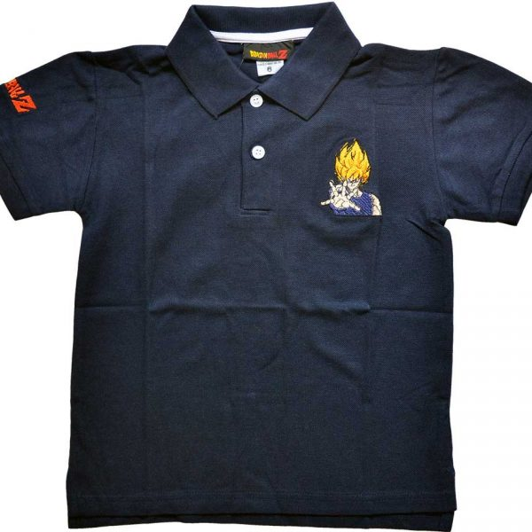 Polo Dragonball Blue