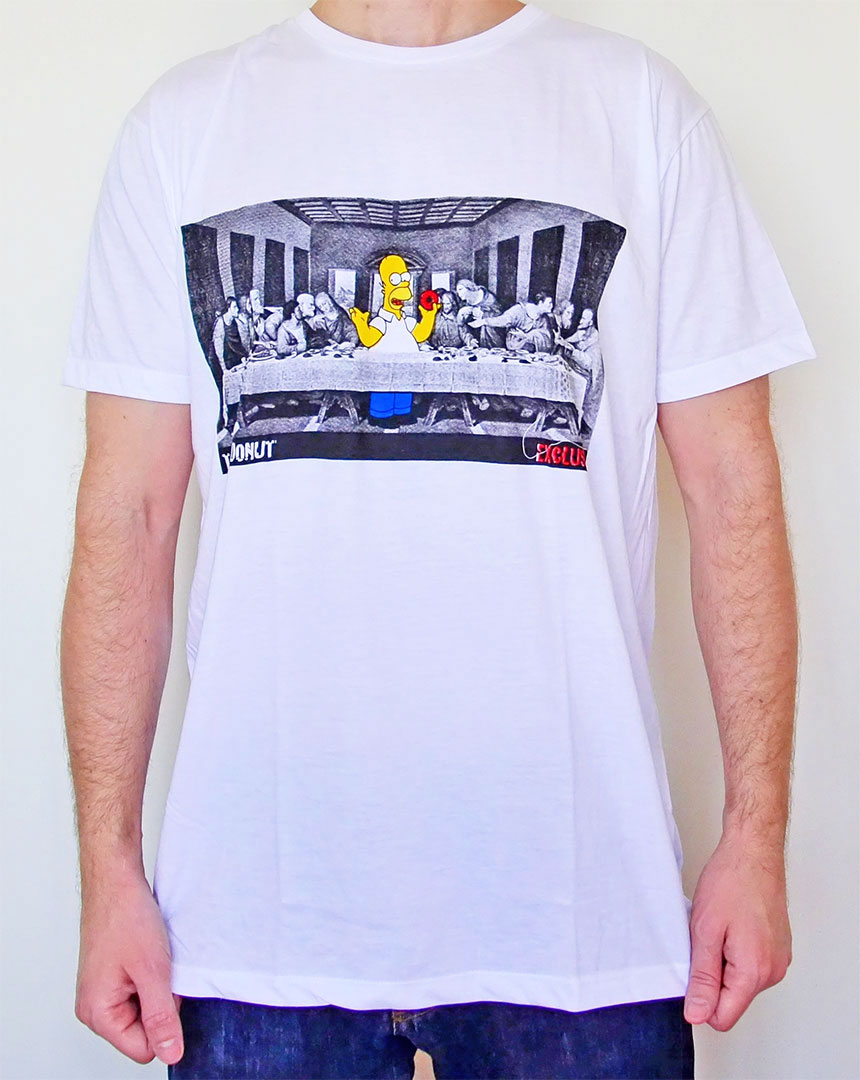 Tshirt Homer Simpson