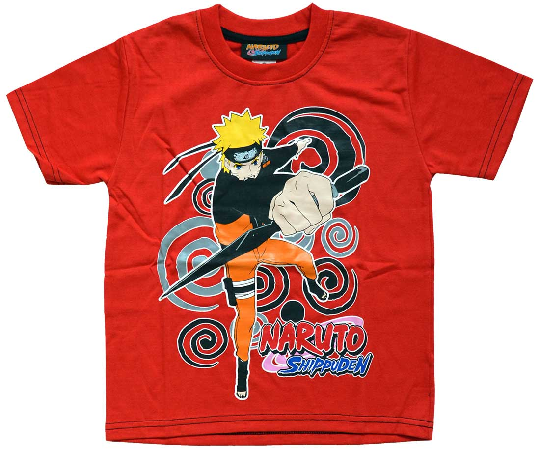 Tshirt Naruto